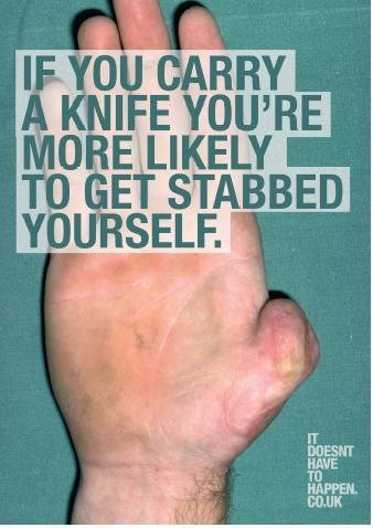 essays on knife crime