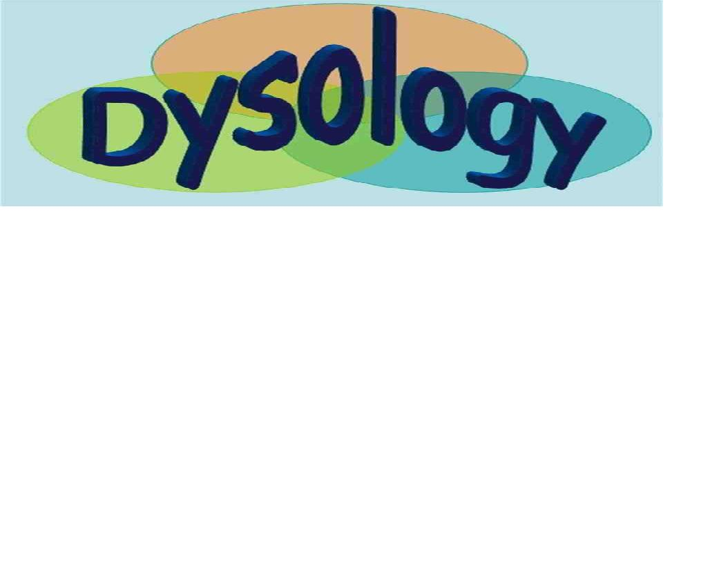 Dysology Blog